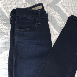 Ag Adriano Goldschmied Pants - AG- The Farrah High Rise Skinny Size 25R